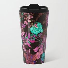 Ambiance Floral Travel Mug