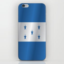 Flag of Honduras iPhone Skin