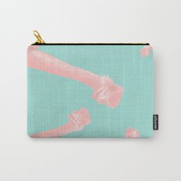 OSTRICH PEEKABOO PROJECT 09 Carry-All Pouch