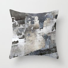 Where Are The Toilets, Please! Throw Pillow