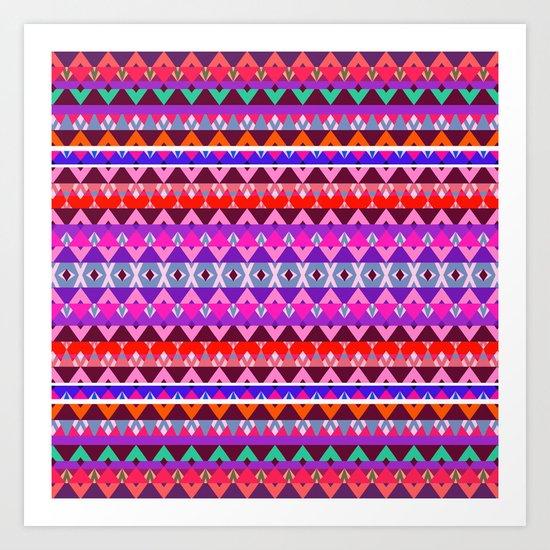 Mix #156 Art Print