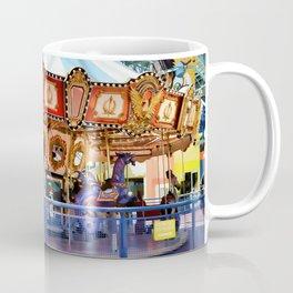Carousel inside the Mall Coffee Mug