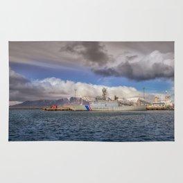 Icelandic Coast Guard | Reykjavik Rug