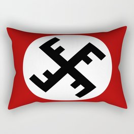 Frank Flag - Chardee MacDennis 2 : Electric Boogaloo Rectangular Pillow