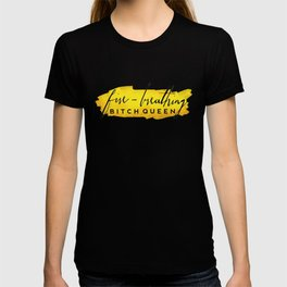 Fire-Breathing Bitch Queen T-shirt