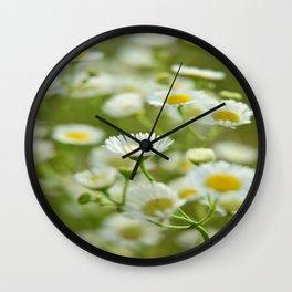 Happy Little Darlings Wall Clock
