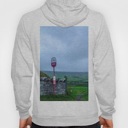 Irish Bus Stop - Ireland Hoody