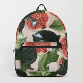 Figs & Leaves #society6 #decor #buyart Backpack