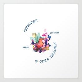 ORU DESIGNS CLASSIC COLLECTION Art Print