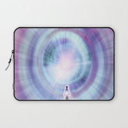 The Search of Light Laptop Sleeve