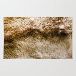 Fluffy Fur Rug