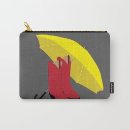 HIMYM Couples - Ted & Mother Carry-All Pouch