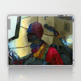 Web Code Laptop & iPad Skin