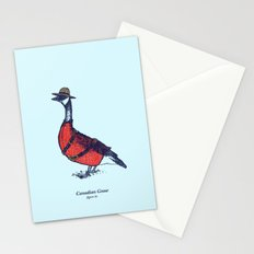 Canadian Goose Stationery Cards