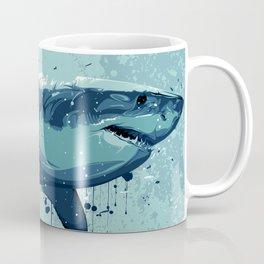Guppy   Great White Shark Coffee Mug