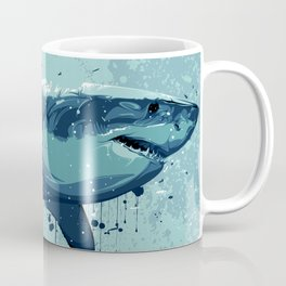 Guppy | Great White Shark Coffee Mug