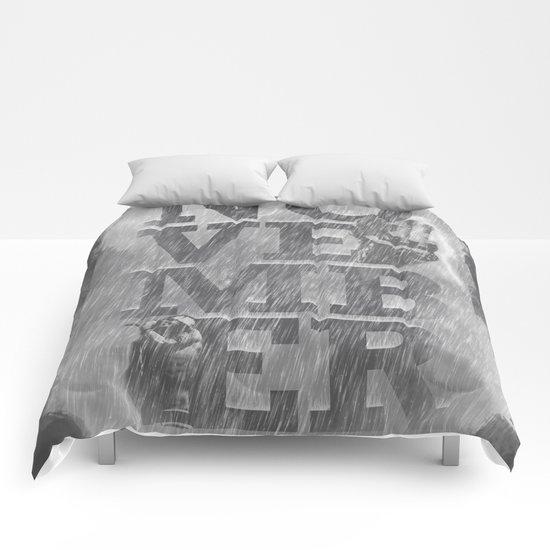 November Rain Comforters