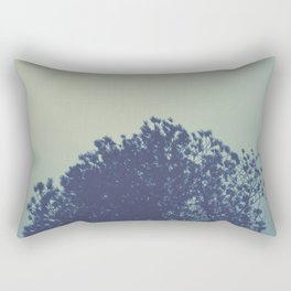 Tree leaf pattern Rectangular Pillow