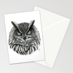 Owl G2012-046bis Stationery Cards