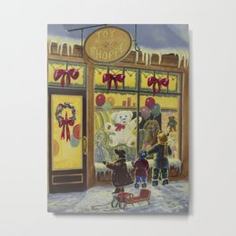 Toy Shoppe Metal Print