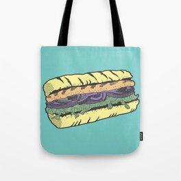 food masquerade Tote Bag