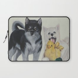 Umbra and Pryna Laptop Sleeve