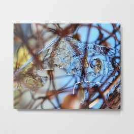 Tangled Landscape #1 Metal Print