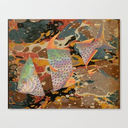 Fish Be Trippin' Canvas Print