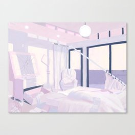 Aftermath Canvas Print
