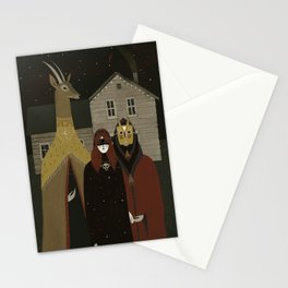 I will lead you Stationery Cards