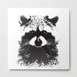 Trash Panda Metal Print