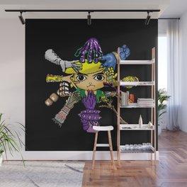 Legend of Link - Pixel Art Wall Mural