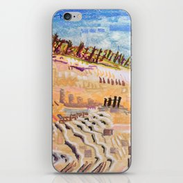 Beach Bums Welcome iPhone Skin