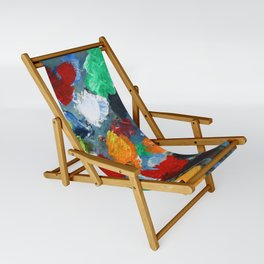 The Artist's Palette Sling Chair