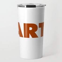 Earth Art Travel Mug