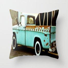 Rusty Dodge (2) Throw Pillow