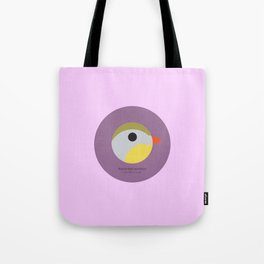 Red-billed leiothrix Tote Bag