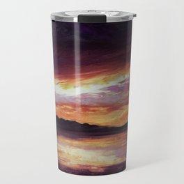 Arran Sunset Travel Mug