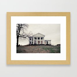 Homestead 16 Framed Art Print