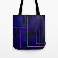 frames Tote Bags featuring Frames #23 by Rabassa