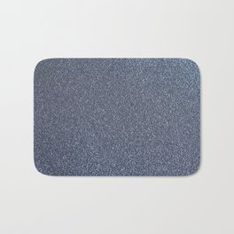 Glittery Night Bath Mat
