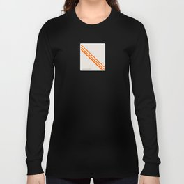 Minimalist Bacon Long Sleeve T-shirt