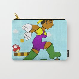 Lauriel: Super Mario Sister Carry-All Pouch