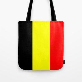 Drapeau Belgique Tote Bag