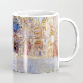 "Auguste Renoir ""The Piazza San Marco, Venice"" Coffee Mug"
