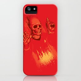 He's Dead Jim iPhone Case