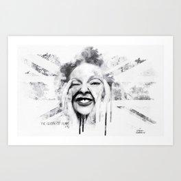 Vivienne Westwood Art Print