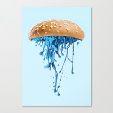 JELLYBURGER Canvas Print