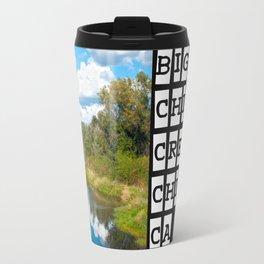 Big Chico Creek, Chico CA Travel Mug