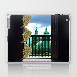 Hold the Door Laptop & iPad Skin